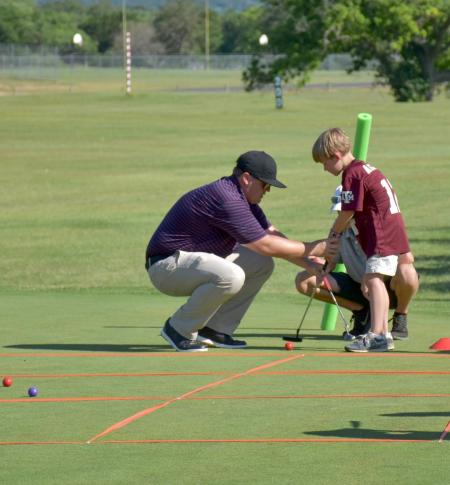 Junior Golf Clinic 2018 2