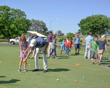 Junior Golf Clinic 2018 3