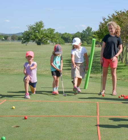 Junior Golf Clinic 2018 4