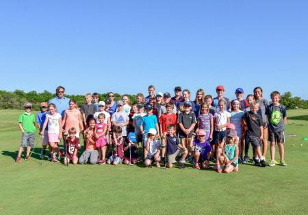 Junior Golf Clinic 2018